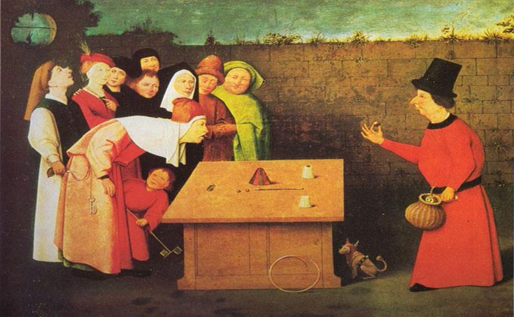 The Conjurer Bosch